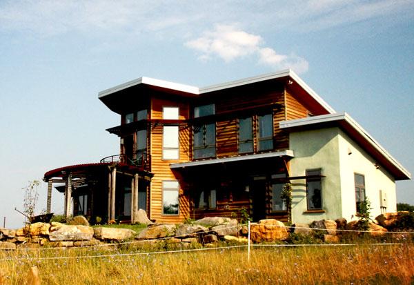 Roanoke Natural Home